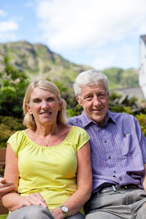Self Catering Cottage Style apartments in the Lake District Village of Coniston, owned by Elizabeth & Anthony Robinson