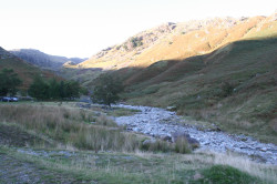 Red Dell in the Coppermines Valley.