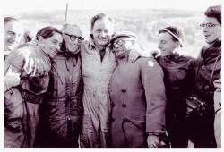 Bluebird Team 1956